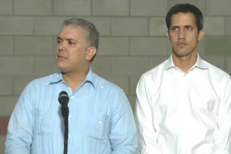 Gobierno venezolano responsabilizó a Iván Duque por violencia en la frontera