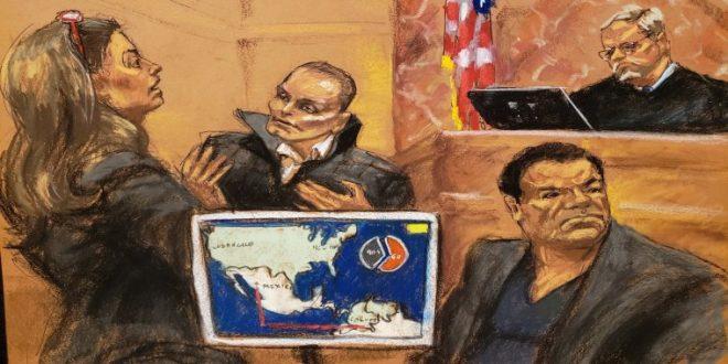 """Cerrado el juicio, """"El Chapo"""" Guzmán espera el veredicto del jurado"""