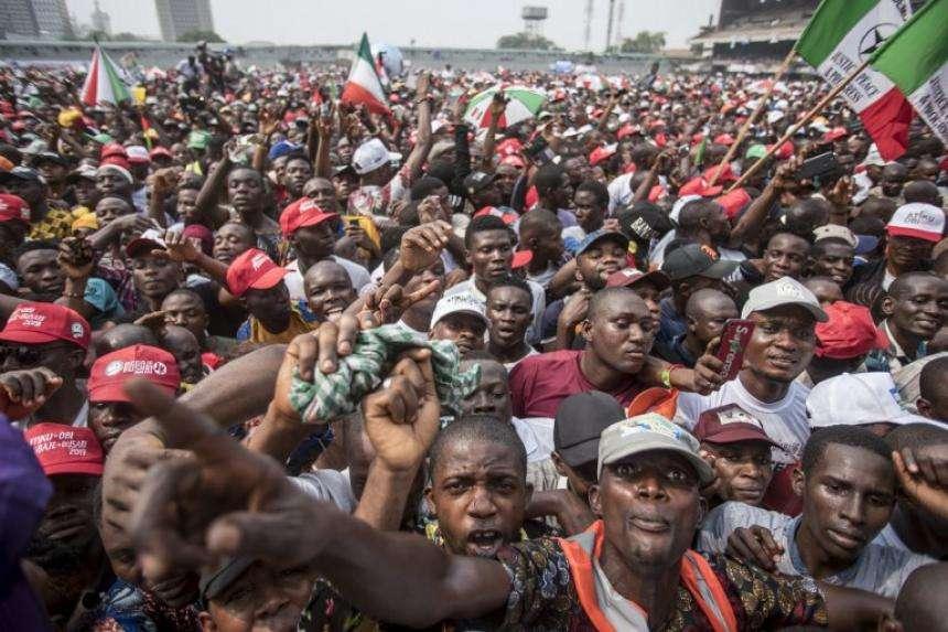Estampida durante campaña política en Nigeria deja 20 muertos