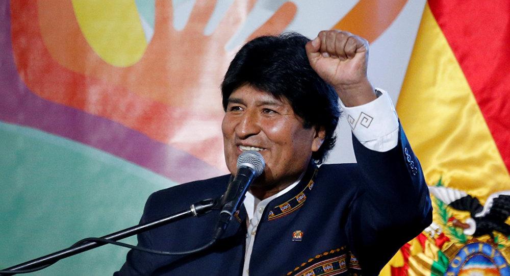 Morales compara la voluntad de  Washington de dialogar con Pyongyang y no con Caracas
