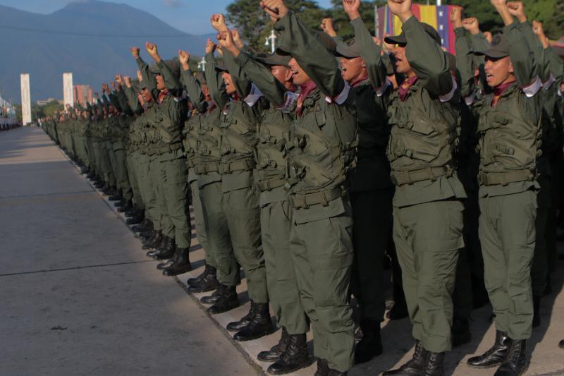 FANB: Redi Capital procesó más de 100 denuncias en el territorio venezolano