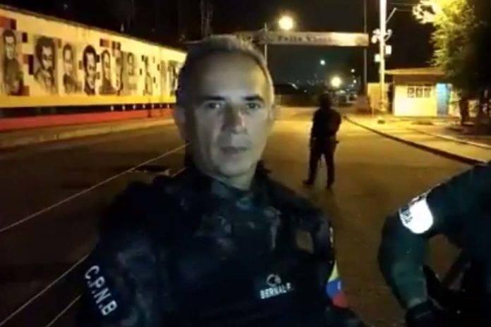 El Ciudadano | Desplegada fuerza armada venezolana en la frontera con  Colombia