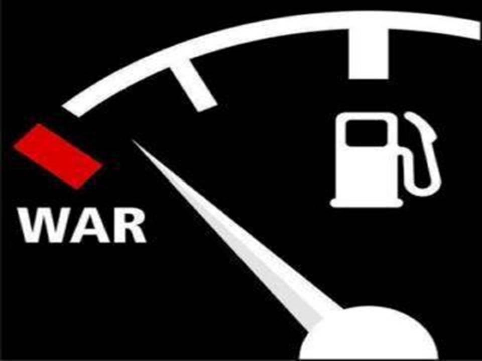 Apocalipsis petrolero: La guerra por el control de las reservas
