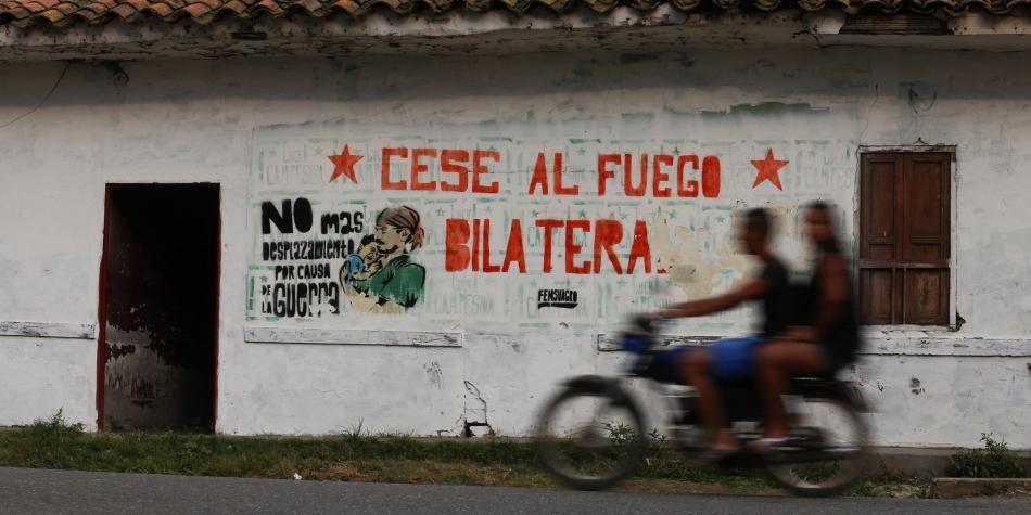 (Video) Denuncian el asesinato del 17° líder social colombiano este año