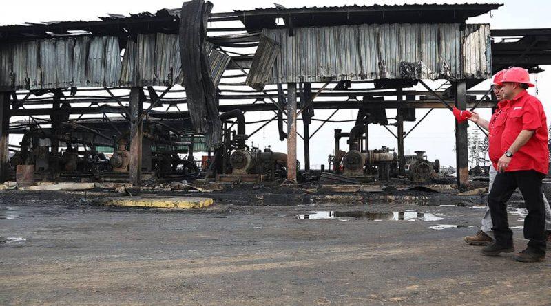 Venezuela denuncia un atentado en la Faja Petrolífera del Orinoco