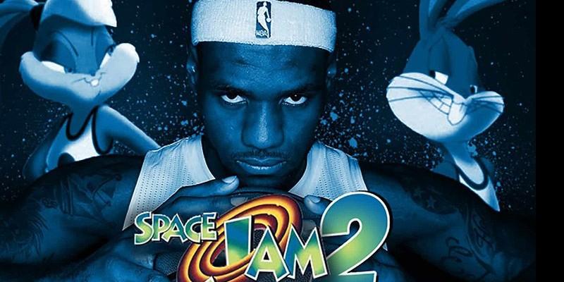 """LeBron James tendrá su primer papel protagónico en """"Space Jam 2"""""""