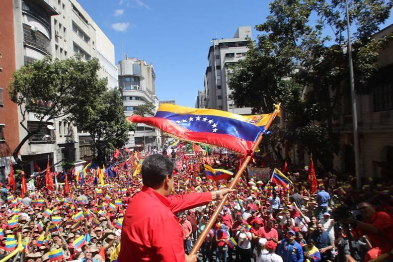 Maduro: 30 días después el golpe de Estado ha fracasado