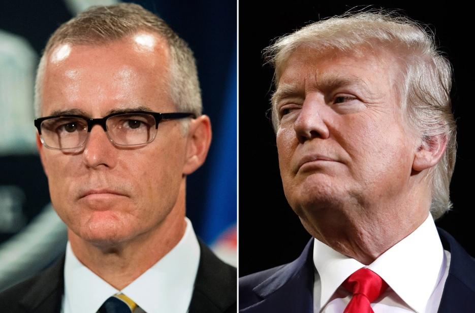 Ex director del FBI reconoce haber discutido la opción de hacerle un golpe a Trump