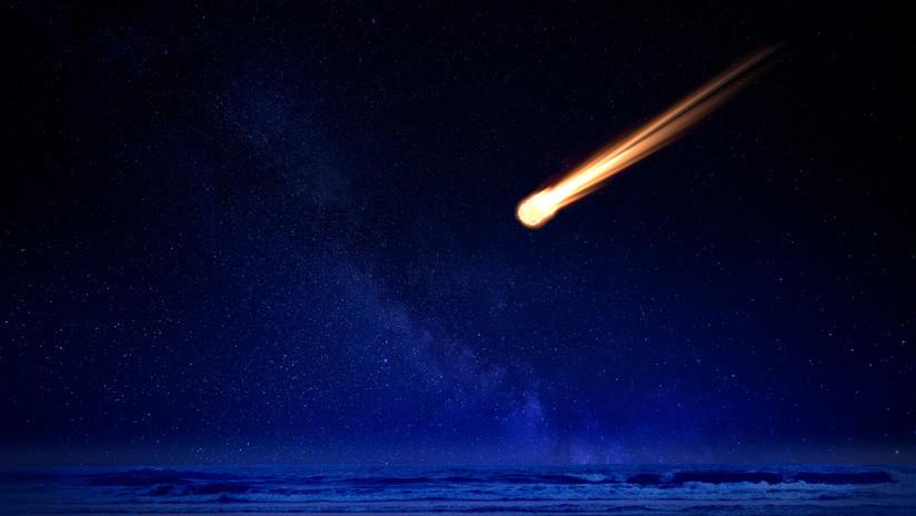 (Videos) La verdad sobre el supuesto meteorito que cayó en Venezuela