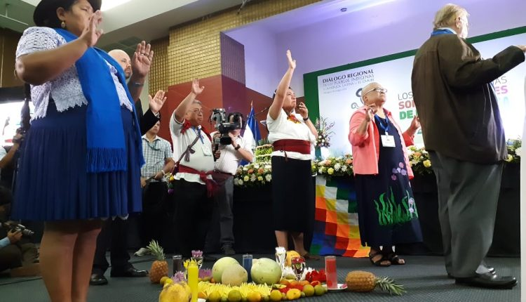 Nicaragua acoge cumbre de pueblos indígenas de Latinoamérica y el Caribe