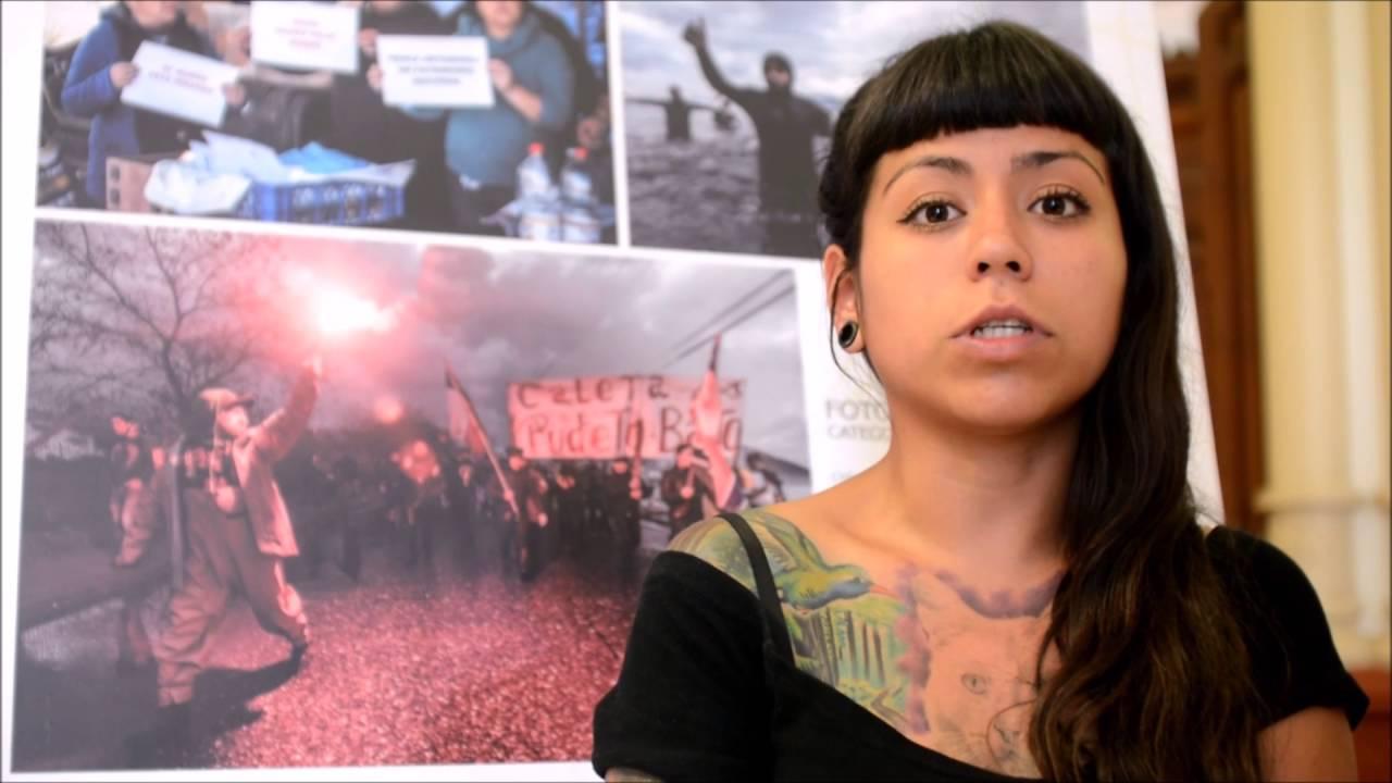 Atropello a fotoperiodista chilena en Venezuela: Comunicadores repudian atentado y acusan tergiversación de medios y Gobierno