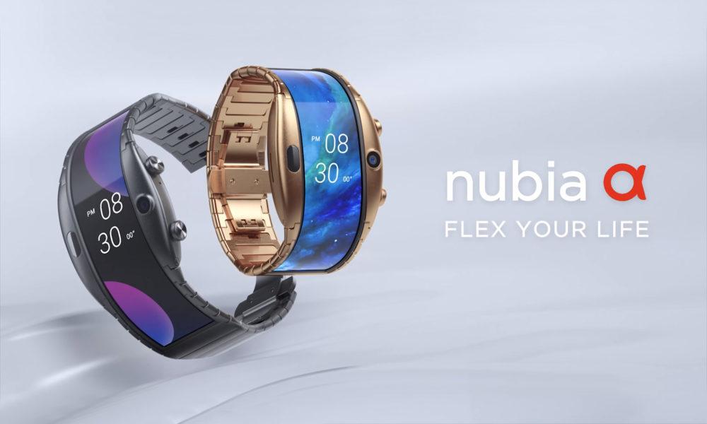 """""""Nubia Alpha"""", el nuevo reloj que sirve como teléfono inteligente"""