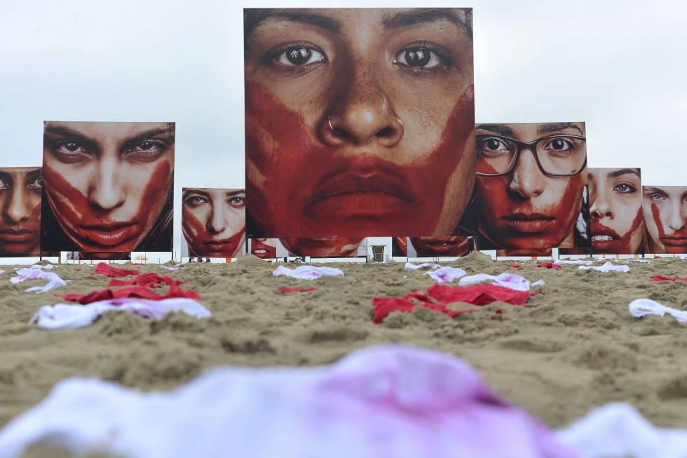 La violencia de género avanza en Brasil: 536 víctimas en un año