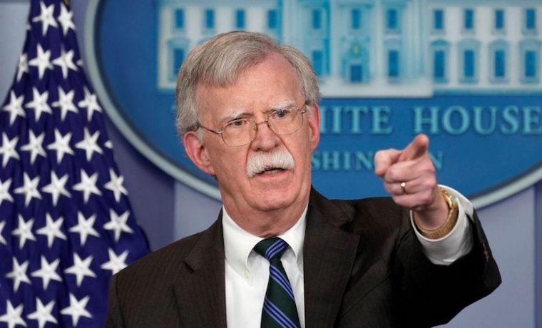 EE. UU.  amenaza ahora con derrocar al gobierno de Nicaragua