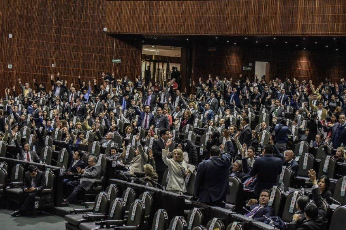 Senado mexicano aprobó por unanimidad creación de la Guardia Nacional