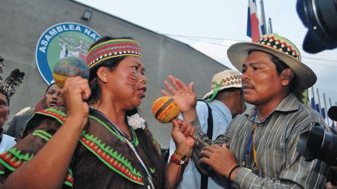 Parlamento panameño urge al Presidente promulgar ley que crea Comarca Naso