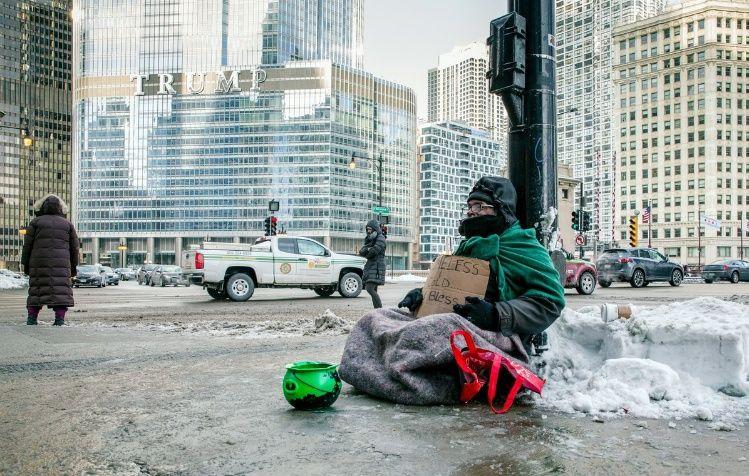 (Video) Ola de frío polar ha dejado al menos 20 muertos en EE. UU.