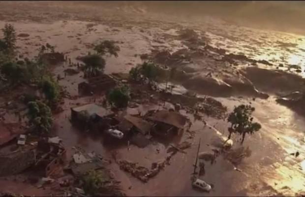 Contaminación y enfermedades dejó la rotura de represa minera en Brasil