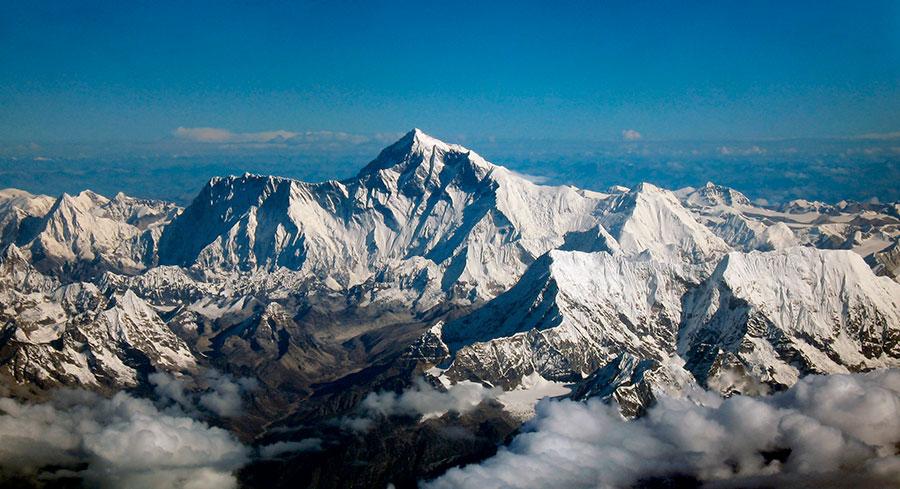 En peligro más de 50 mil glaciares del Himalaya por el calentamiento global
