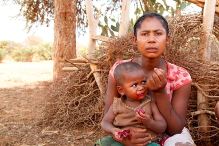 Gran parte de la crisis humanitaria mundial se debe al cambio climático