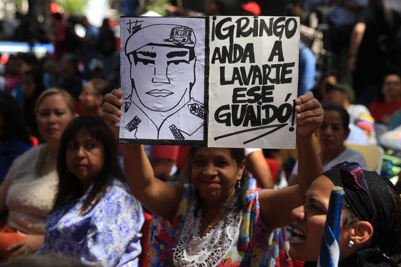 Congreso de EE. UU. no autorizará una intervención militar en Venezuela