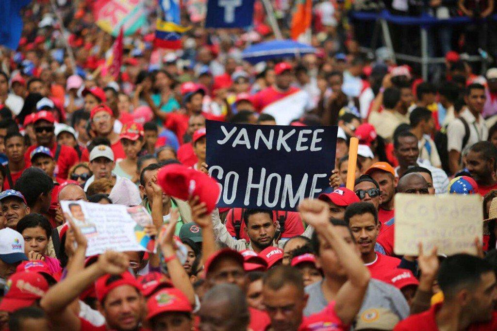 Por cuatro puentes fronterizos con Colombia intentarán intervenir Venezuela