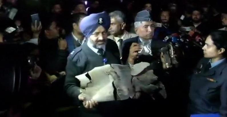India confirmó que un MiG-21 derribó a un F-16 pakistaní