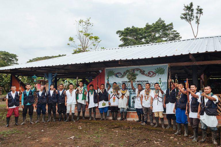 Colombia: líderes indígenas y sociales denuncian que son amenazados por paramilitares en Putumayo