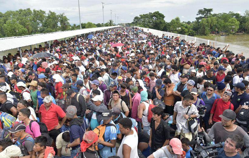 ACNUR: La violencia empuja a los centroamericanos a migrar a México y EE. UU.