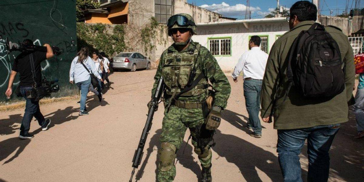 Madre de ajusticiado en México pide no crear la Guardia Nacional