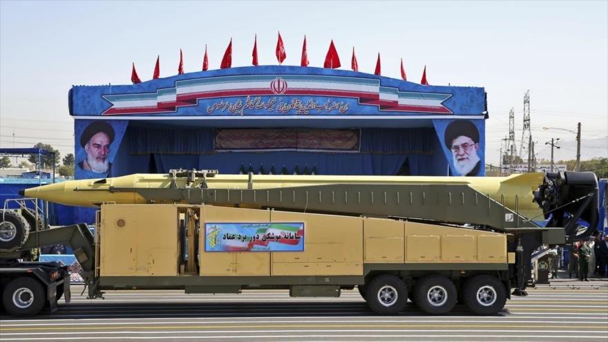 96 % de los iraníes apoya desarrollo del programa de misiles