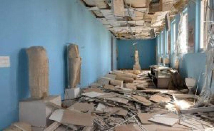 Siria restaura sitios arqueológicos afectados por los ocho años de guerra