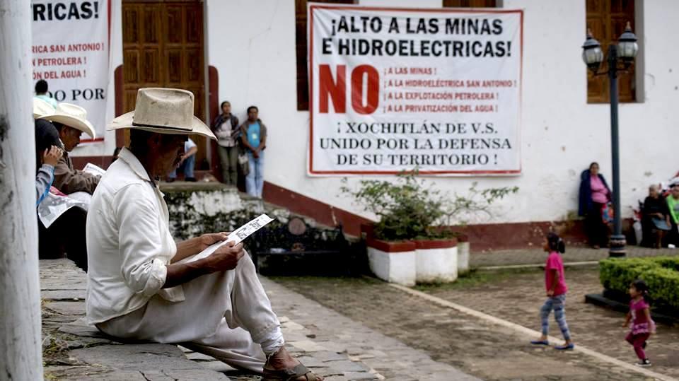 Indígenas temen manipulación de consulta sobre hidroeléctrica en Puebla