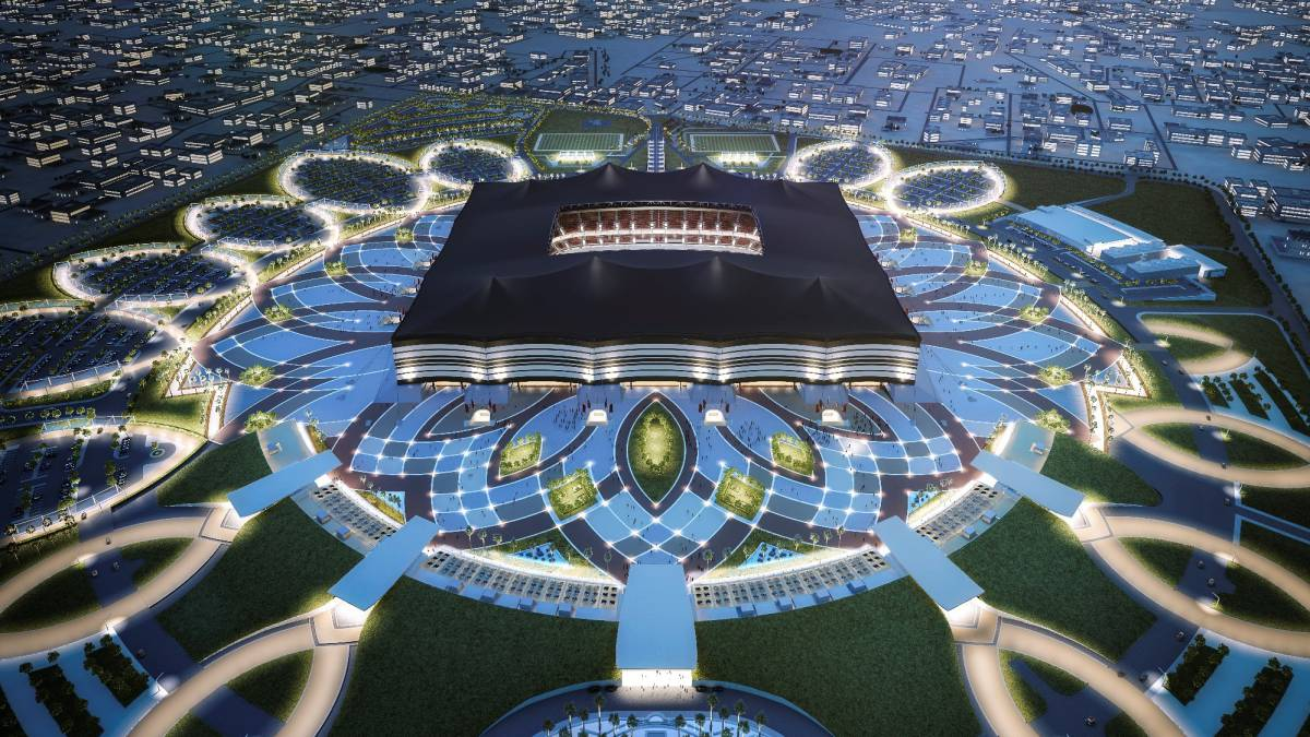 Catar aspira ingresos por $ 20.000 millones con el Mundial de Fútbol 2022