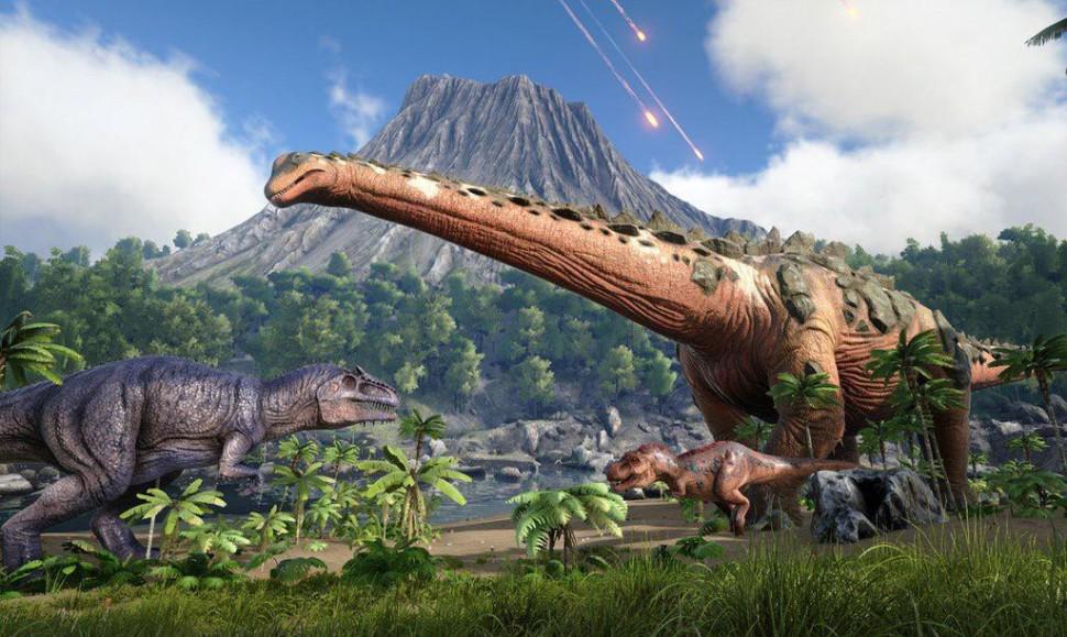 Paleontólogos hallan los restos de un titanosaurio gigante en África