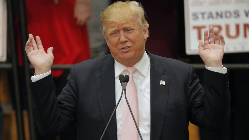 Cae el apoyo a Trump: 55 % de los estadounidenses desaprueba su gestión