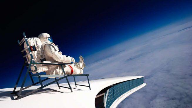 ¡El turismo espacial ya no es cuento de ciencia ficción!