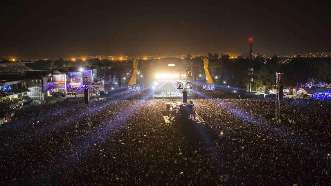 Rockeros de México se preparan para celebrar el Festival Vive Latino 2019