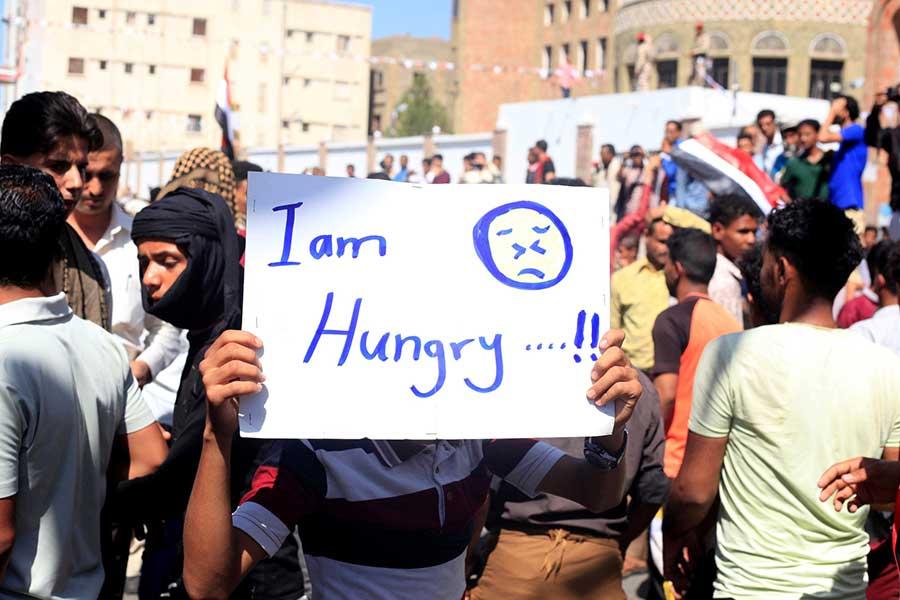 Se agrava la escasez de alimentos en Yemen mientras el pueblo clama por ayuda
