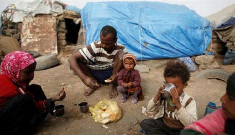 Familias en Yemen casan a sus hijas menores a cambio de comida