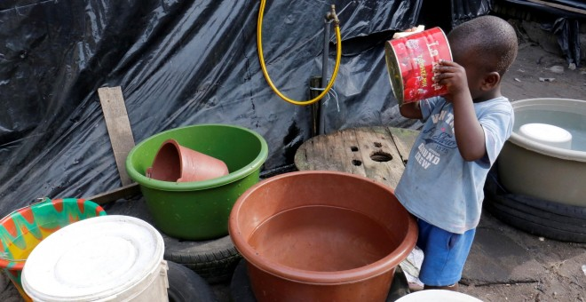 Falta de agua potable provoca más muertes que los conflictos bélicos