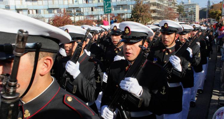 Sumario en la Armada: Ex grumete denuncia haber sido torturado por dos instructores