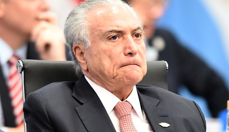 Dos nuevas denuncias de corrupción pesan sobre Michel Temer en Brasil