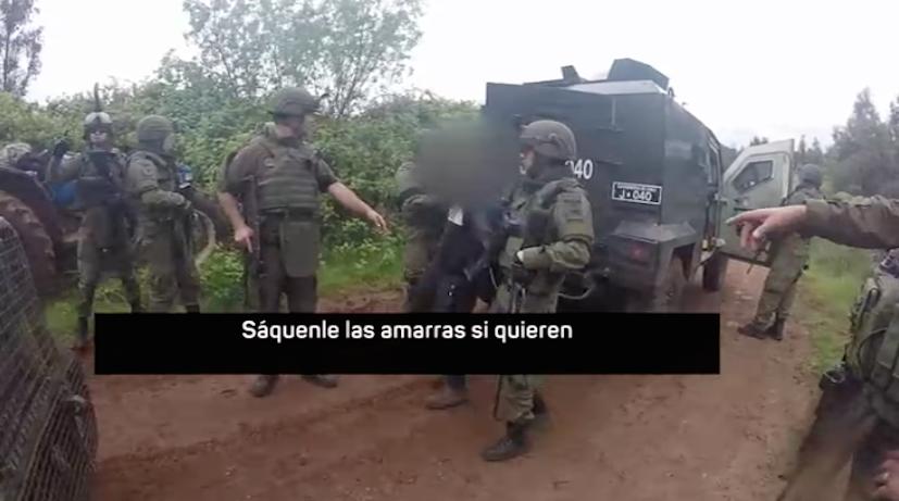 Amigo de Catrillanca revela vejatorio trato de Carabineros el día del asesinato
