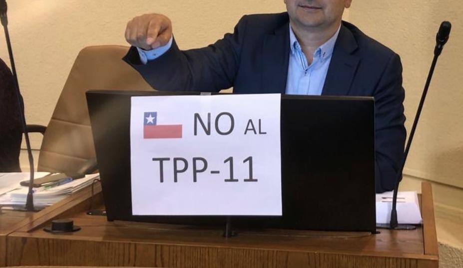 TPP 11 tambalea: Aplazan para abril votación en el Congreso