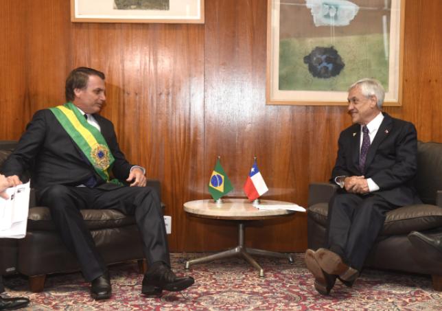 Cumbre Prosur: Organizaciones convocan a protesta en rechazo a visita de Bolsonaro