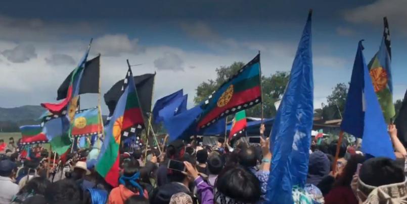 Comunidades mapuche convocan a nueva marcha en Temuco para el 3 de abril