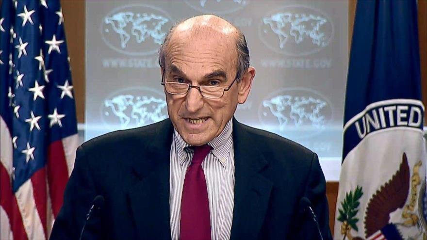 Abrams asegura que Maduro sigue sin ceder pese a la presión