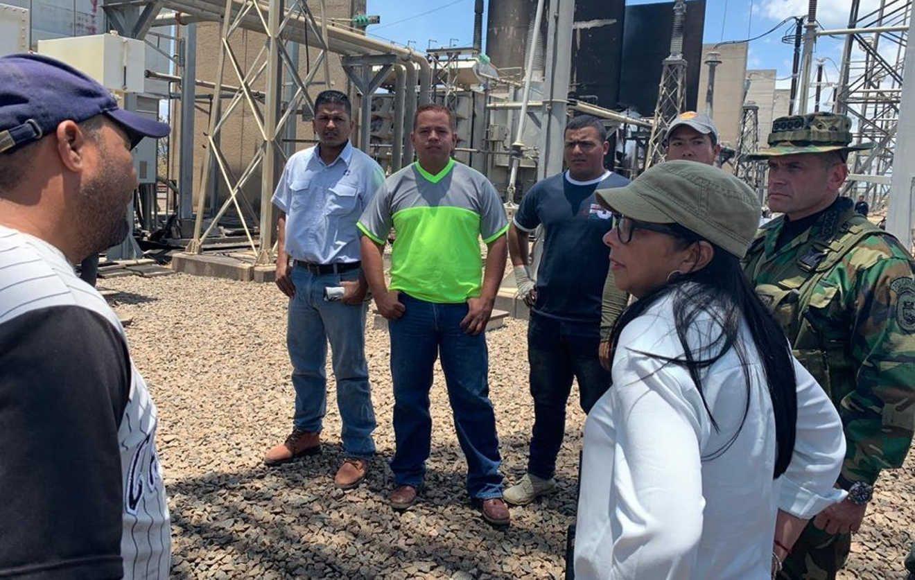 Comienza reconstrucción del Sistema Eléctrico Nacional venezolano