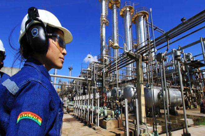 India invertirá $13.000 millones en proyectos de hidrocarburos de Bolivia